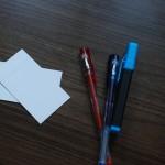 Entrepreneur sur internet : cartes de visite, utile ou non ?